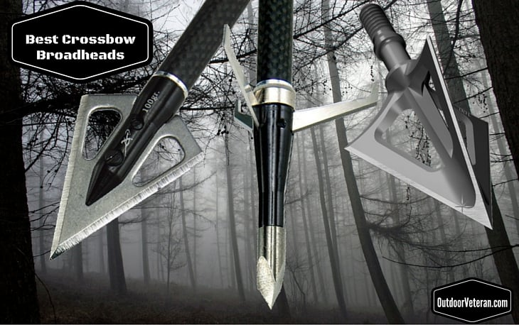 Best Crossbow Expandable and Fixed Blade Broadheads