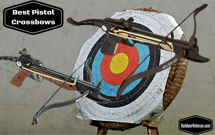The Best Pistol Crossbow On The Market Reviews Amp Ratings