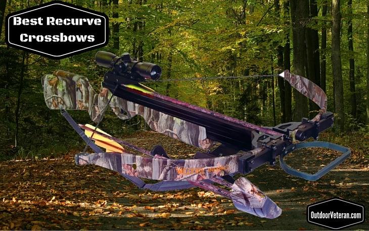 Best Recurve Crossbow Reviews