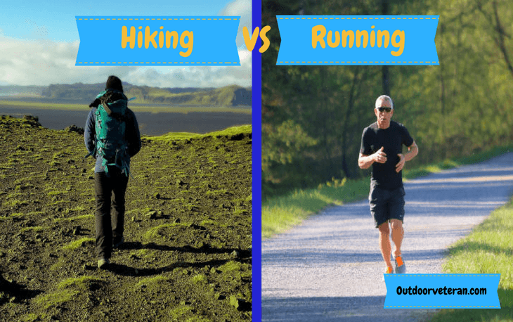 Hiking VS Running which is best