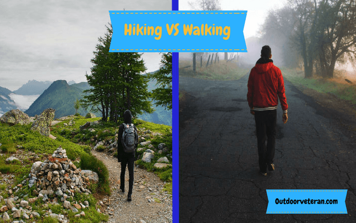 Hiking VS Walking what are the differences