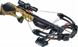 Barnett Buck Commander Extreme CRT Crossbow