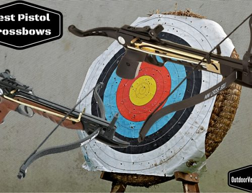 The Best Crossbow Pistols on the Market – Reviews & Ratings for 2019
