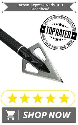 best fixed blade crossbow broadhead