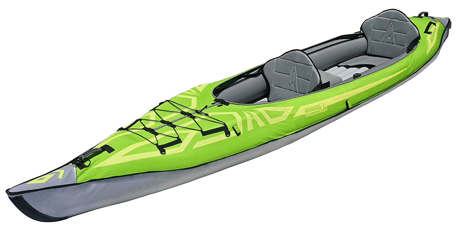 Advanced Elements AE1007-G Convertible Top 5 Inflatable Kayak