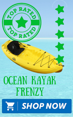 Ocean Kayak Frenzy The Best Kayaks on the market