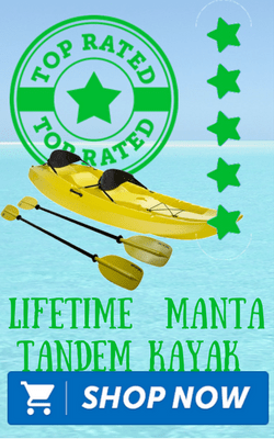 Top Tandem Kayaks on the market