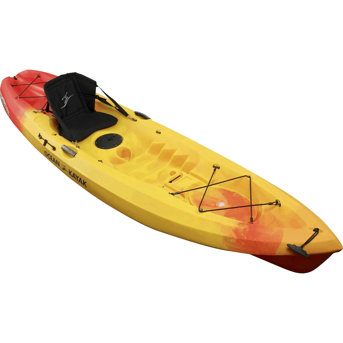 Ocean Kayak Scrambler 11 top 5 sit on top kayaks
