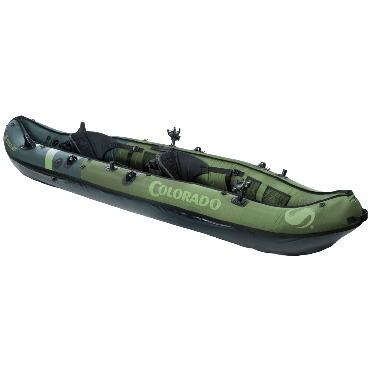 Sevylor Coleman Colorado 2-Person Top 5 Fishing Kayak