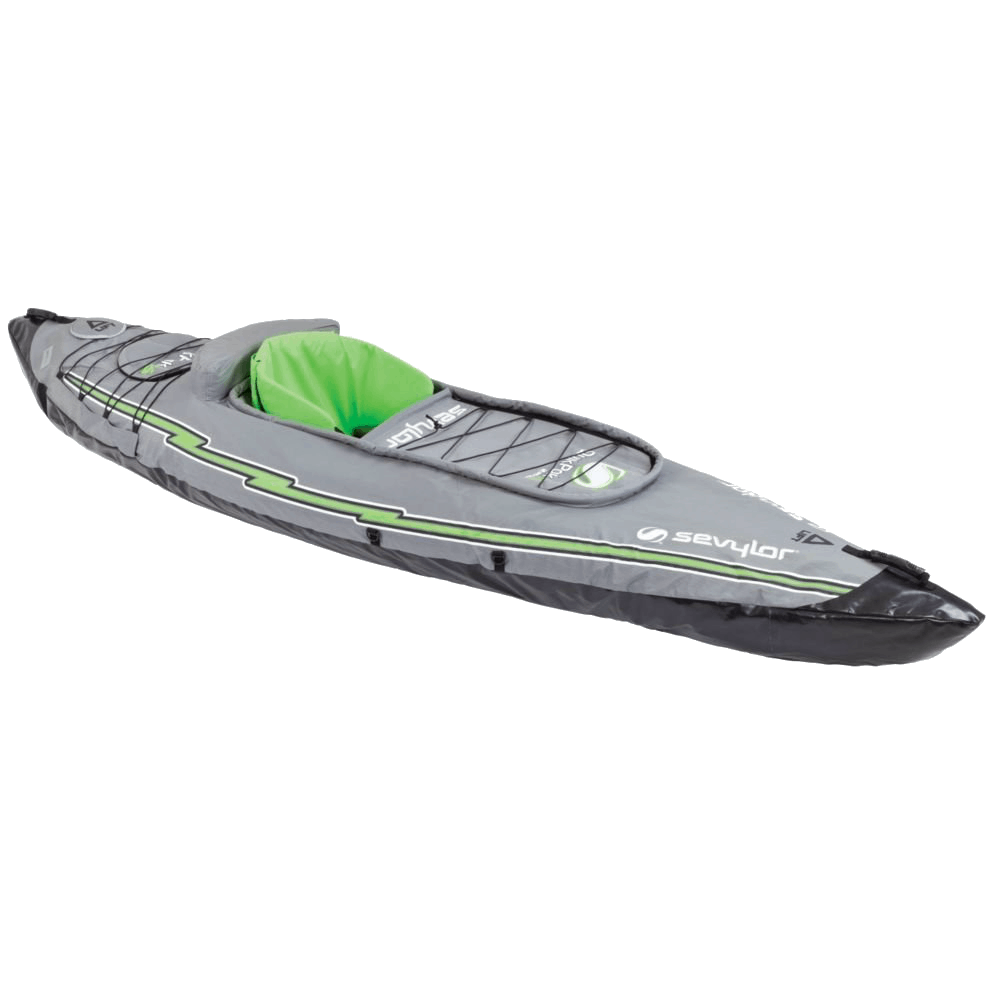 Sevylor Quikpak K5 top 5 inflatable recreational kayaks