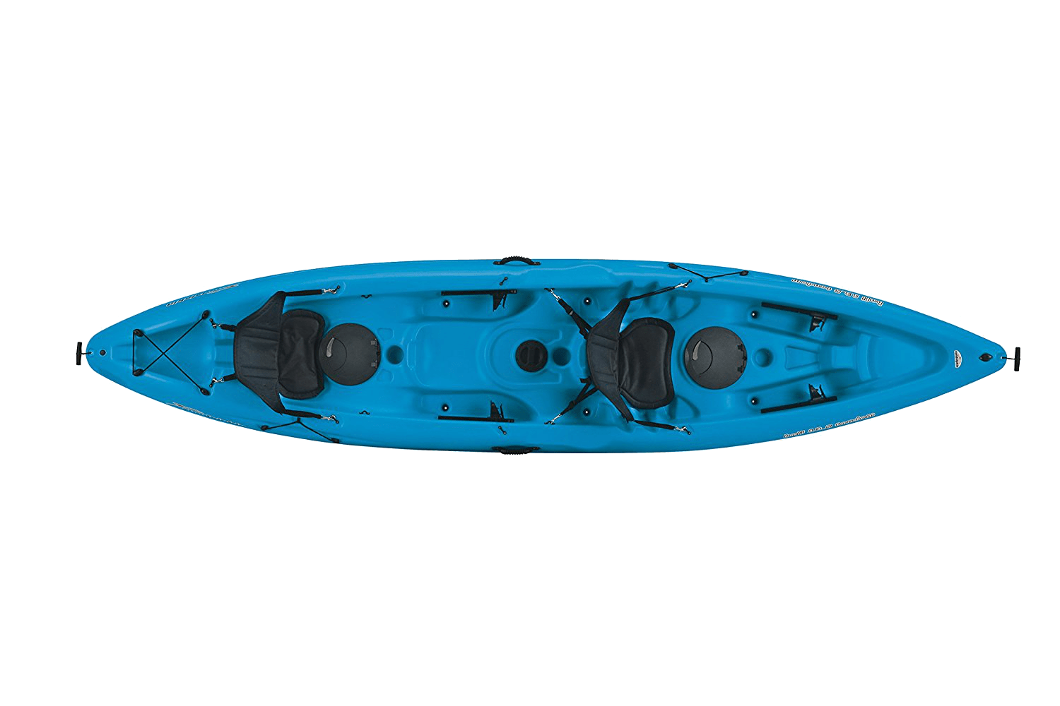 Top 5 Best Beginner Kayaks Sun Dolphin Bali 135-Foot Tandem Kayak