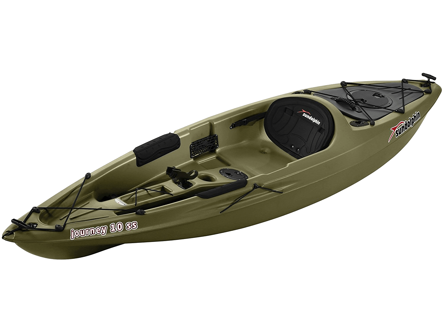 top kayak Sun Dolphin Journey 10-Foot Sit-on-top Kayak