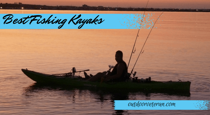 The Top Fishing Kayaks Around