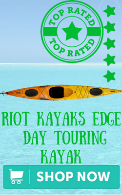Edge 14.5 LV Flatwater Day Touring Kayak