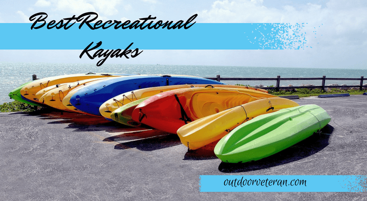 Top Recreational Kayaks