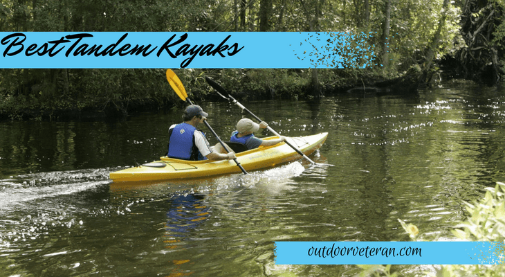 Top Two Person Kayaks