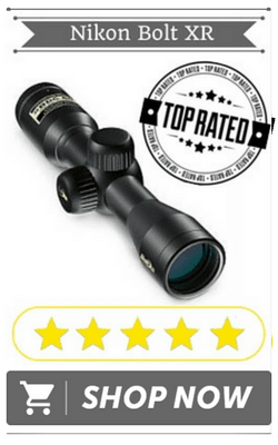 Top Rated Crossbow Scope Nikon Bolt XR