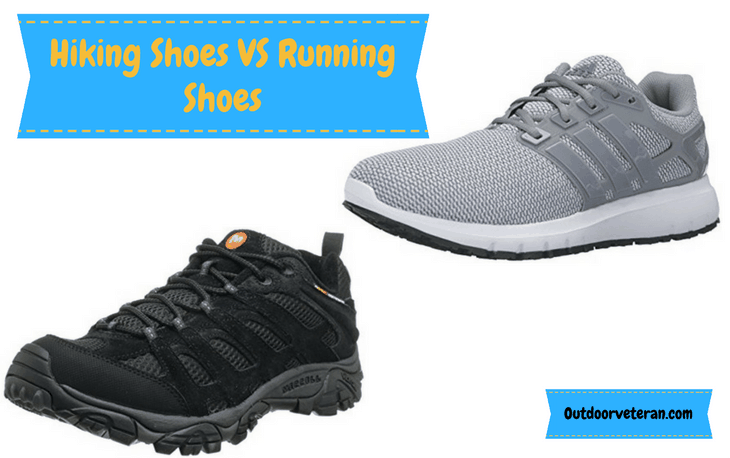Hiking vs Running Shoes