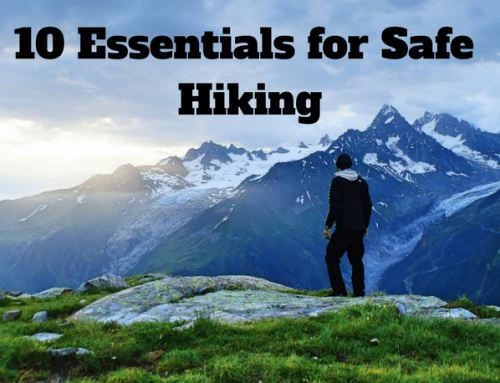 10 Essentials to Keep you Safe and Well Whilst Hiking