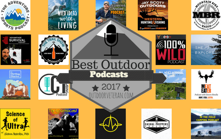 Best Outdoor Podcasts