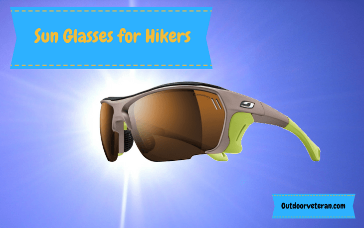 what are the best sun glasses for hikers