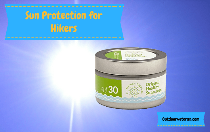 Best sun protection for hiking