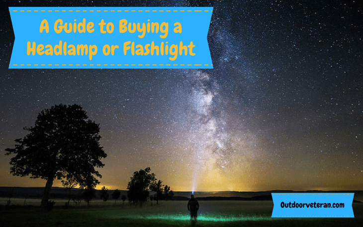 Headlamp vs flashlight