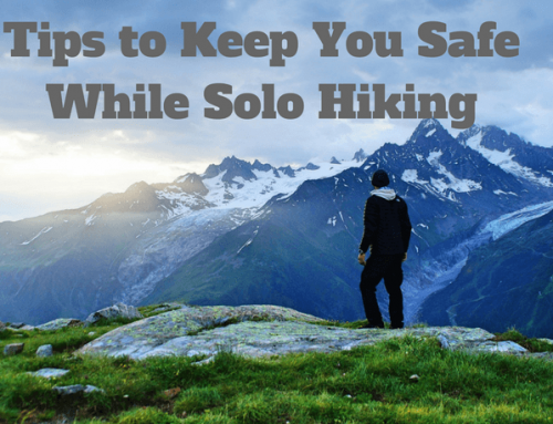 How to Stay Safe While Solo Hiking