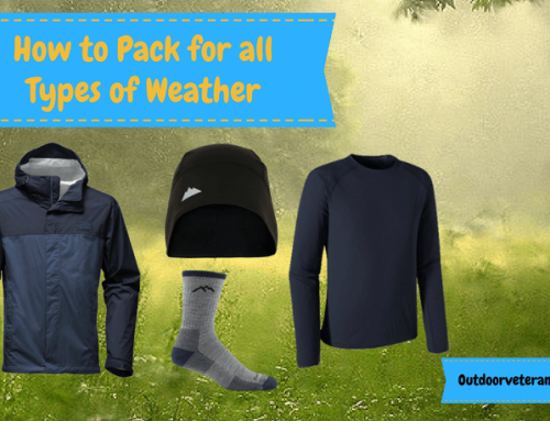 Braving the Weather – How to Pack for all Types of Weather