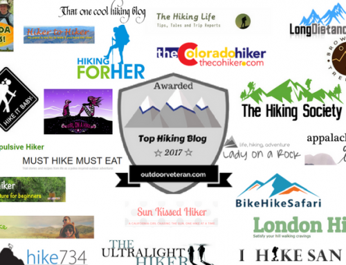 Top 30 Hiking Blogs you Should be Reading! Especially if you're a beginner