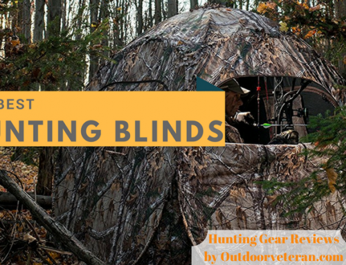 Hide Away in the Best Ground Blinds for Hunting