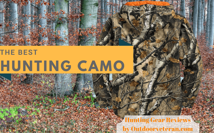 The Best Hunting Camo