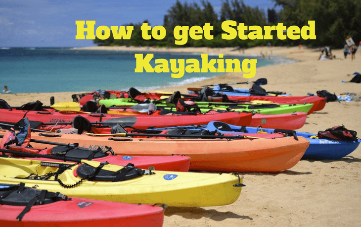 Start Kayaking
