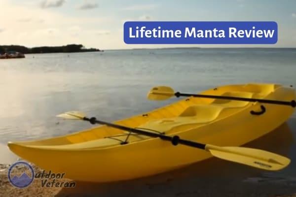 Lifetime Manta Kayak