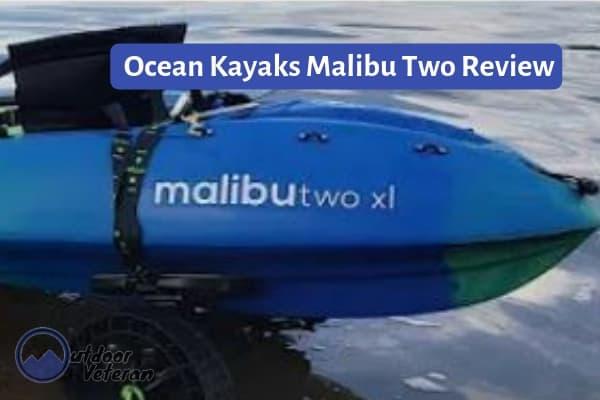 ocean kayaks malibu two