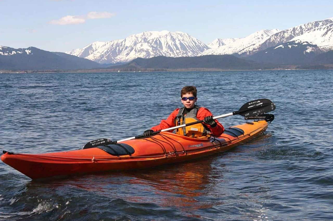Hardshell Kayak