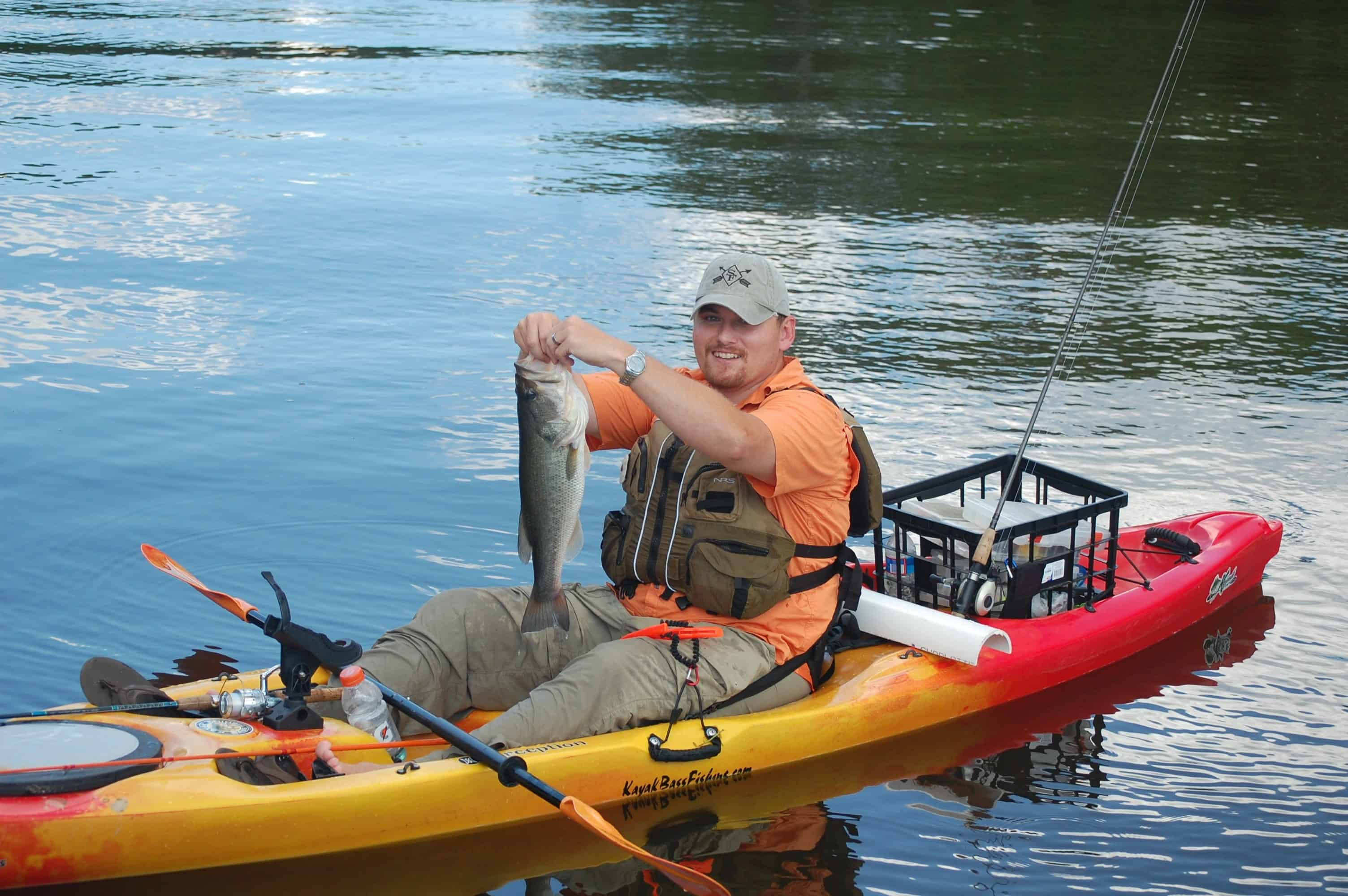 How To Set Up Your Kayak For Fishing Outdoor Veteran