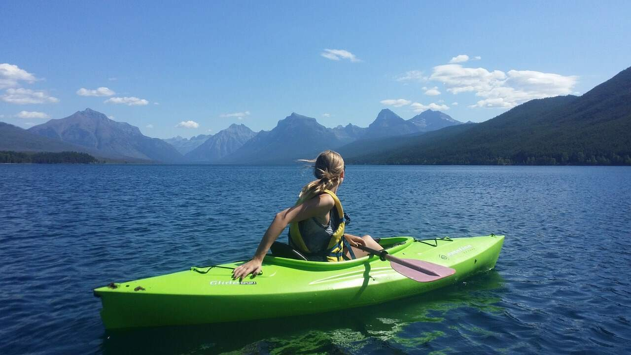 recreational vs touring kayak which one do you need