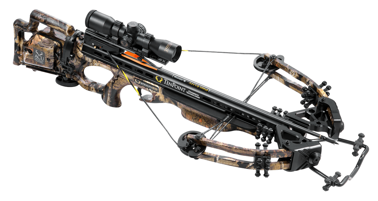 How to mount a crossbow scope