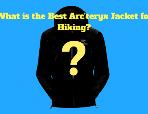 Best Arc'teryx Jacket for Hiking