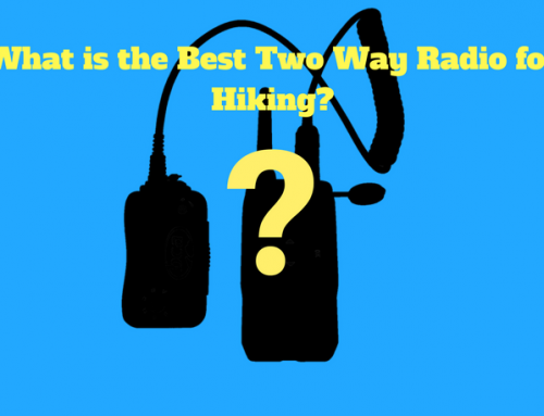 We Found the Best Two-Way Radio for Hiking, Check it Out
