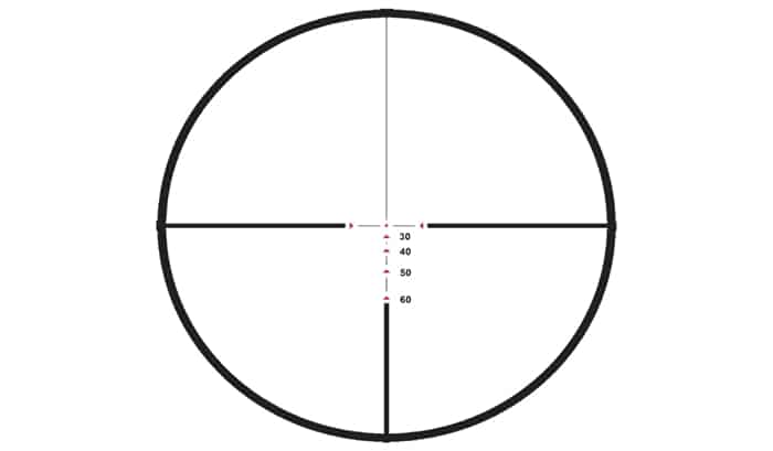 Tact Zone Reticle
