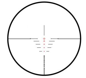 Hawke Crossbow IR SR Reticle