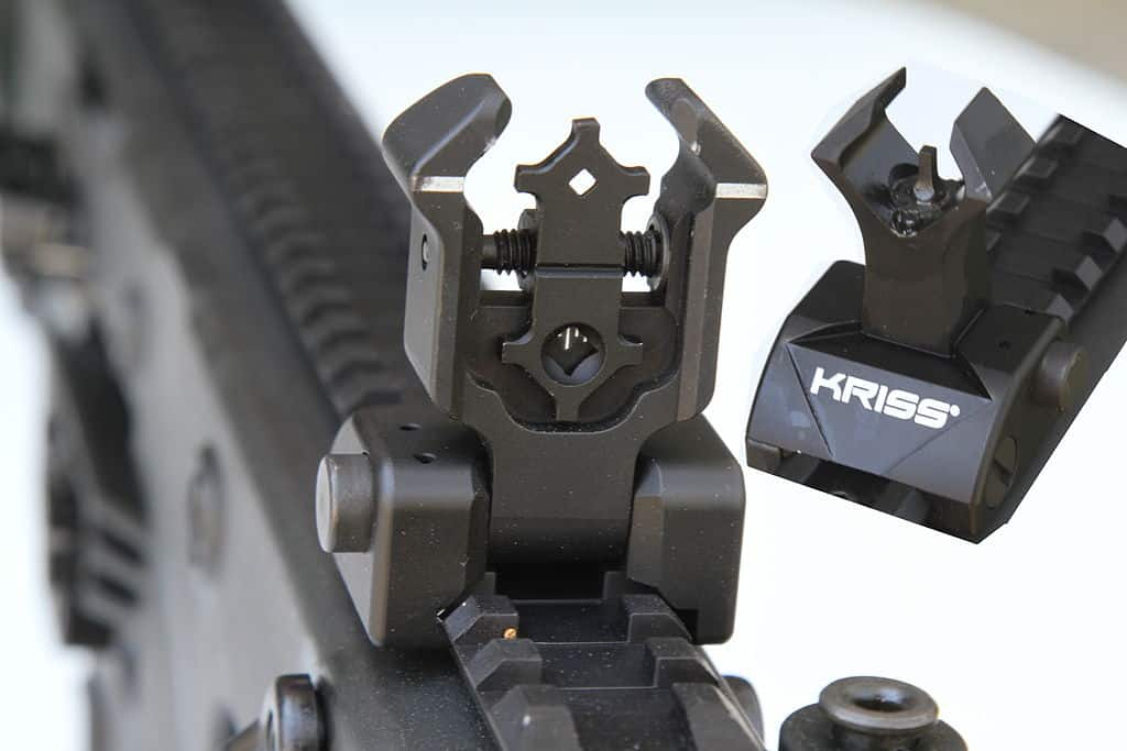 the different types of rifle sights and when to use them outdoor