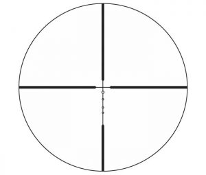 Nikon Bolt Reticle