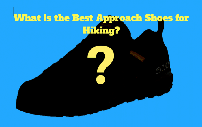 These are the Best Approach Shoes for Hiking