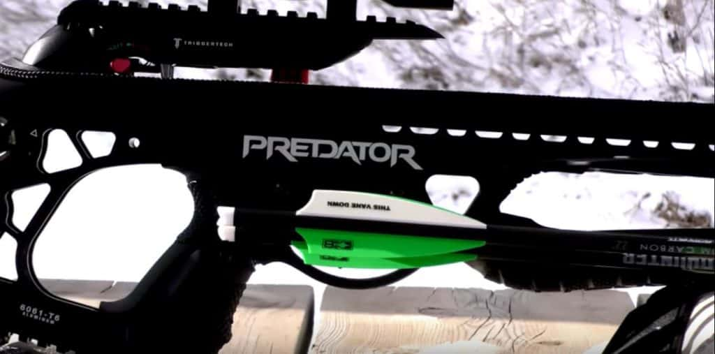 Barnett Predator Side On Triggertech