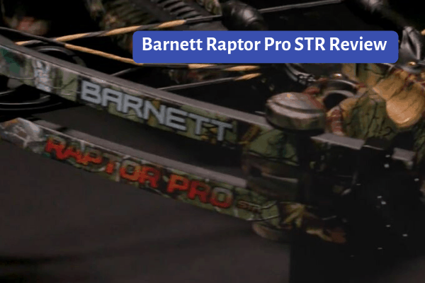Barnett Raptor Pro STR Review Image