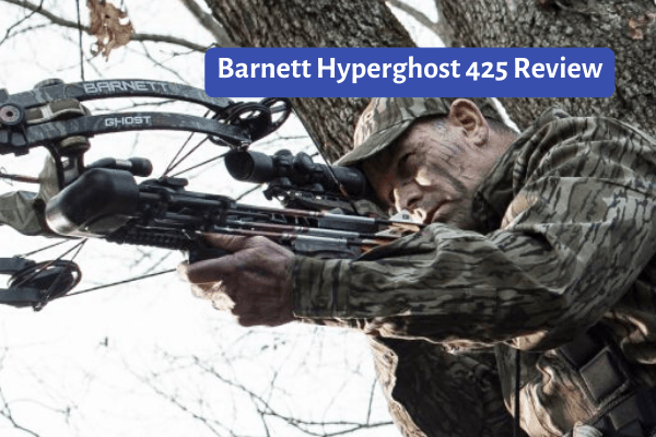 Barnett Hyperghost 425 Review