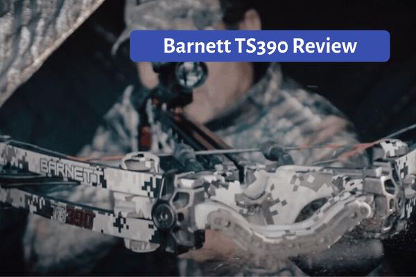 Barnett TS390 Review